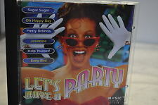 Let's Have a  party - CD - gebraucht