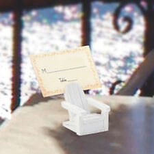 Adirondack Chair Place Card Holder Favor Bridal Shower Wedding Party Gift Favors