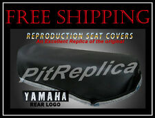 YAMAHA DT125 E DT175 E 1978 '78 *SEMI-DUAL* SEAT COVER [YRRS]