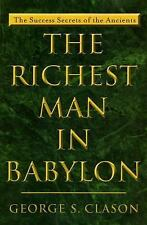 The Richest Man in Babylon by George S. Clason FREE SHIPPING Secrets of the RICH