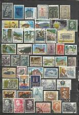 Q508-LOTE SELLOS GRECIA SIN TASAR,SIN REPETIDO,ESCASOS,GREECE STAMPS LOT WITHOUT