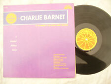CHARLIE BARNET LP THE STEREOPHONIC SOUND OF brightorange 706 ..... 33rpm / JAZZ