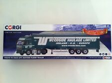 Corgi CC14033 -1/50 Volvo FH Face Lift Moving Floor Trailer, Northern Ireland