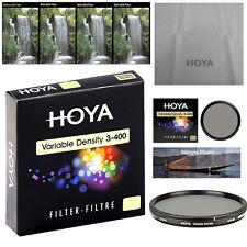 Hoya 77mm Variable Density 3-400 Filter U.S Authorized Dealer