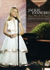 Jackie Evancho: Dream with Me in Concert (2011, DVD NEUF)