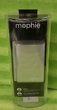 Mophie Knox Silver Aluminum Wallet Case For iPod Nano 2nd Generation - NEW