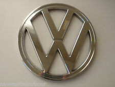 VW Camper T2 front badge chrome-bay window 1973-79 emblème Bus Bay Van de type 2