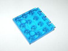 Lego ® 4213: boca/bisagra 4x4 transparente azul de 6783 5848 6175 6890