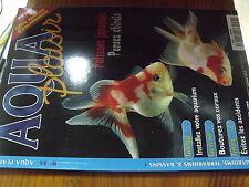 µ? Revue Aqua Plaisir n°34 Poisson japonais Bouturer coraux Gecko à crete Lysmat