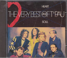 T'PAU - the very best of CD