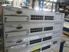 Nortel Bay Networks BayStack 450-24T 10/100Mbit NETWORK Switch + 1x Cascade Slot
