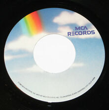 """Karla Bonoff & Nitty Gritty Dirt Band 7"""" 45 RARE ERROR LABEL You Believed In Me"""