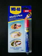 NEW WD40 Multi-Pen /  No Mess Pen multipropose lubricant,removes stickers 0.26oz