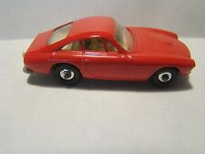 Matchbox Regular Wheel 75 Berlinetta Red ULTRA RARE MINT 1965