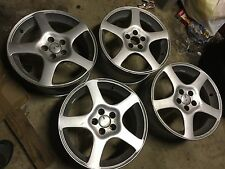 Alfa Romeo GTV 6 Voxx Wheels, Made in Italy, 16x7 Offset 35