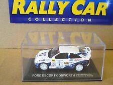 FORD ESCORT COSWORTH Rally Car Model 1:43 scale die cast-1000 Lakes Rally 1994