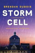 Storm Cell by Brendan DuBois (2016, Hardcover)
