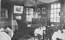 BR37322 Ye Olde Chesire Cheese the Cosy Corner inthe Chop Room england