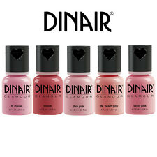 Dinair Pro Airbrush Makeup Lip and Blush Collection Set