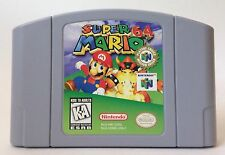 Nintendo 64 N64 Super Mario 64 Video Game Cartridge