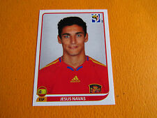 575 NAVAS ESPAÑA ESPAGNE PANINI FOOTBALL FIFA WORLD CUP 2010 COUPE DU MONDE