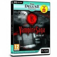 Vampire Saga 3 III Break Out Deluxe Edition ( PC GAME ) NEW SEALED