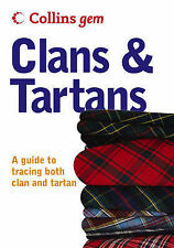 Clans and Tartans (Collins Gem),GOOD Book