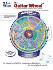 The Guitar & Music Theory Wheel A 2-Ounce Reference Library of Music T 000128338