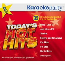 KARAOKE PARTY- Hot Hits- Jennifer Lopez, Pink, Norah Jones, Celine Dion, Beyonce