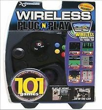 Dream Gear 101 Games Wireless Plug N Play No Console Required