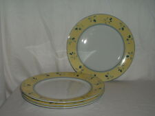"Lot (4) 10 1/4"" Royal Doulton Blueberry Dinner Plates 3 Lots Available"