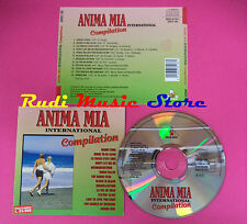 CD ANIMA MIA INTERNATIONAL Compilation CHIC no mc vhs dvd(C39
