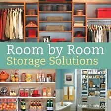 Room by Room Storage Solutions, Burch, Monte, Good Book
