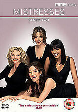 Mistresses. Series 2. BBC. 2 Disc Dvd Set. Free UK P&P. Regions 2,4.Sarah Parish