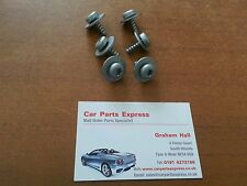 GENUINE FORD TORX HEAD SCREW SET x6 RS XR COSWORTH TRIM SCREW SET ARCH LINER ETC