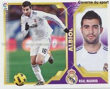 N°06B ALBIOL REAL MADRID STICKER CROMO PANINI LIGA 2012
