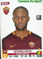 456 SEYDOU KEITA MALI AS.ROMA Dalian Aerbin CHINA STICKER CALCIATORI 2016 PANINI
