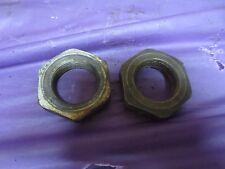 2004 Yamaha Grizzly 125 ATV Rear Axle Shaft Nuts (147/50)