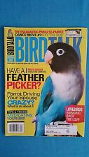 "BIRD  TALK  MAGAZINE                   ""SEPTEMBER  2008  /  LOVEBIRDS"""