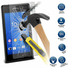 Ultra Shatterproof Tempered Glass Screen Protector For Sony Xperia Z3 Compact UK