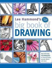 Big Book of Drawing Lee Hammond (2004 Paperback) Art Technique Book Color Pencil
