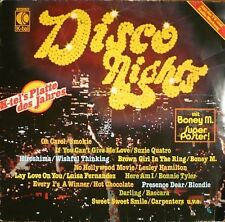 Discoteca Nights Smokie, Boney M., Blondie, BACCARA, Belle Epoch... LP []