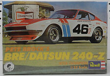 PETE BROCKS SCCA DATSUN BRE RACE CAR 1996 240-Z NOS SEALED REVELL MODEL KIT