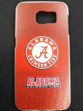 NCAA University of Alabama Crimson Tide Galaxy S6 G920 Plastic One-Piece Case