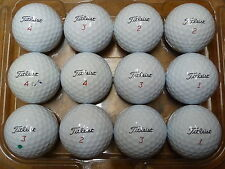 12 Grade A Titleist Pro V1x golf balls Superb quality