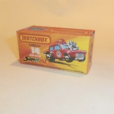 Matchbox Lesney Superfast 14 Mini Ha Ha empty Repro J style Box
