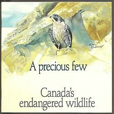 1990's Petro-Canada World Wildlife Endangered Species, Sticker Album Starter Kit