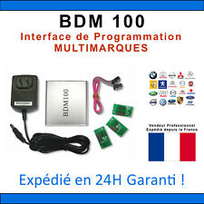 Interface BDM 100 - Programmation - Compatible BDM Frame - MPPS - GALLETTO