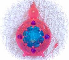 Vintage Polly Pocket Starshine Crystal Palace Complete With Necklace Compact