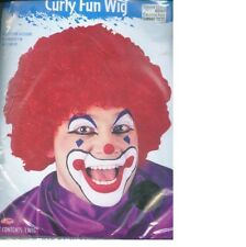 BLACK AFRO CURLY WIG FOR FANCY DRESS AND STAGE SHOW.